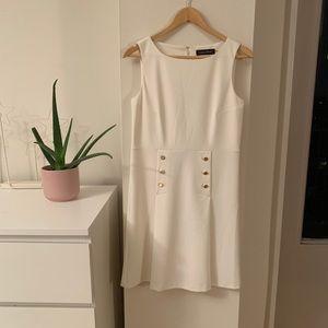 Ivanka Trump white Dress